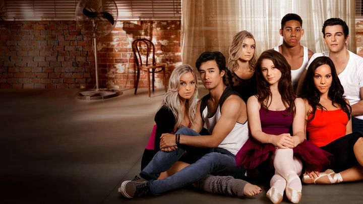 Serie Tv - Dance Academy