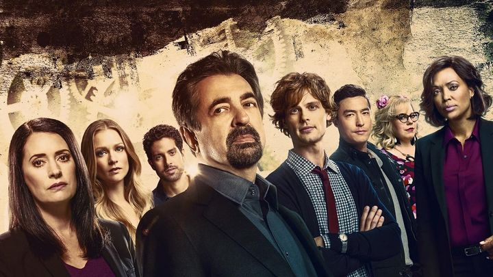 Serie Tv - Criminal Minds