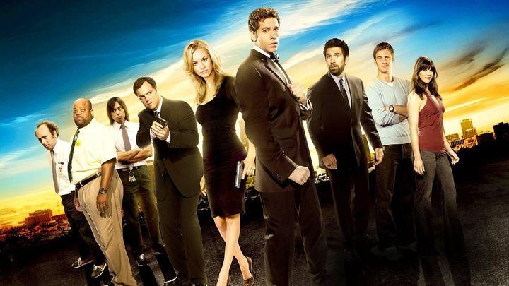 Serie Tv - Chuck