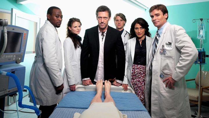 Serie Tv - Dr. House Medical Division