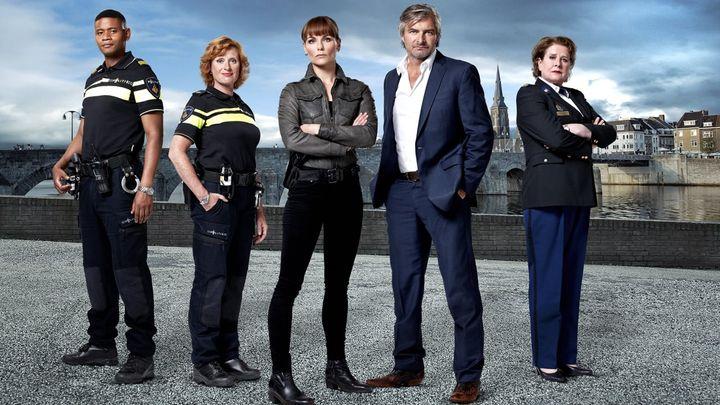 flikken - coppia in giallo: cast e trama - super guida tv