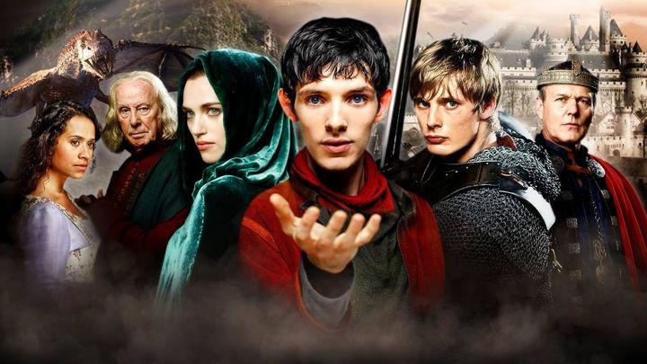 Serie Tv - Merlin