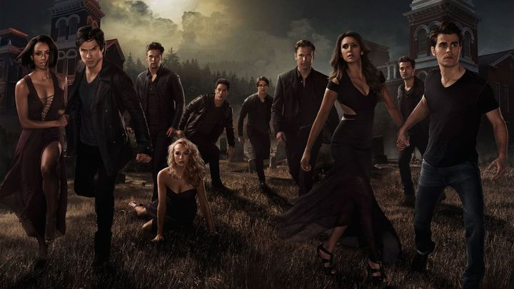 Serie Tv - The Vampire Diaries