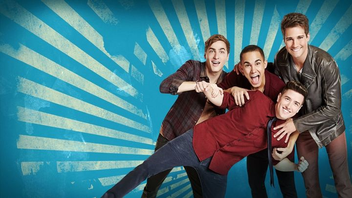 Serie Tv - Big Time Rush