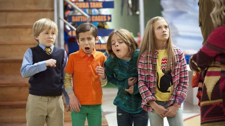 Serie Tv - Nicky, Ricky, Dicky & Dawn