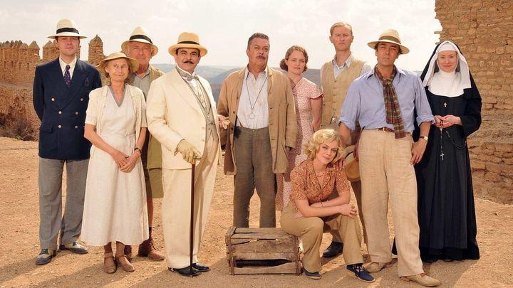 Serie Tv - Agatha Christie's Poirot
