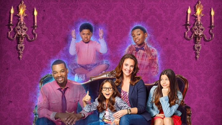 Serie Tv - The Haunted Hathaways
