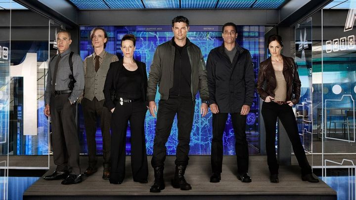 Serie Tv - Almost Human