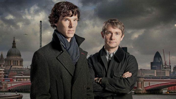 Serie Tv - Sherlock