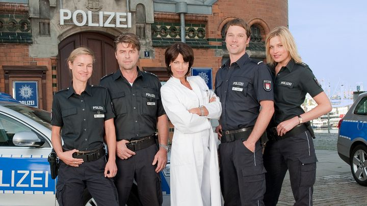 Serie Tv - Hamburg Distretto 21