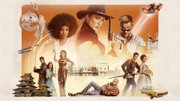 Serie Tv - DC's Legends of Tomorrow
