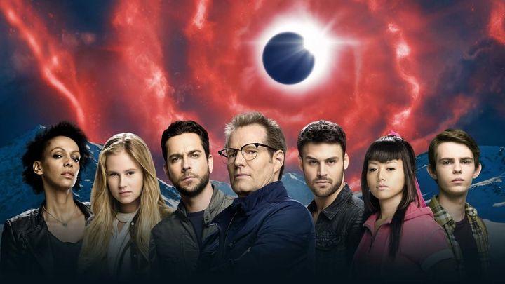 Serie Tv - Heroes Reborn