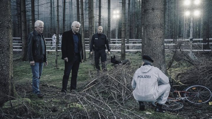 Serie Tv - Tatort - Scena del crimine