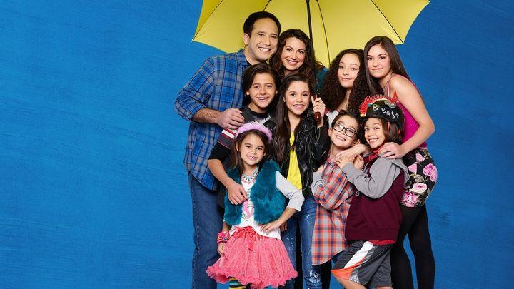 Serie Tv - Harley in mezzo